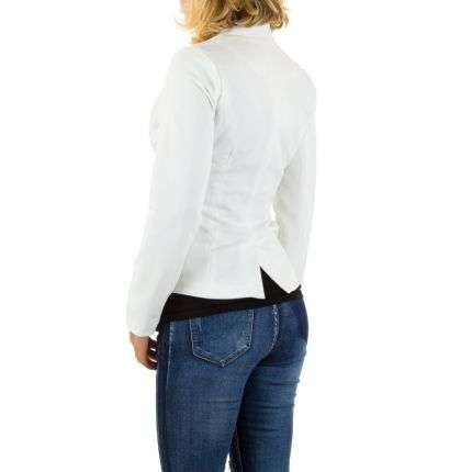 Damen Blazer von Emma&Ashley Design - white