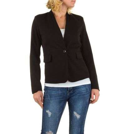 Damen Blazer von Emma&Ashley Design - black
