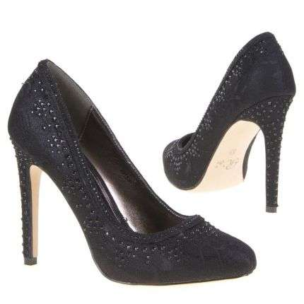 Damen High Heels° - black