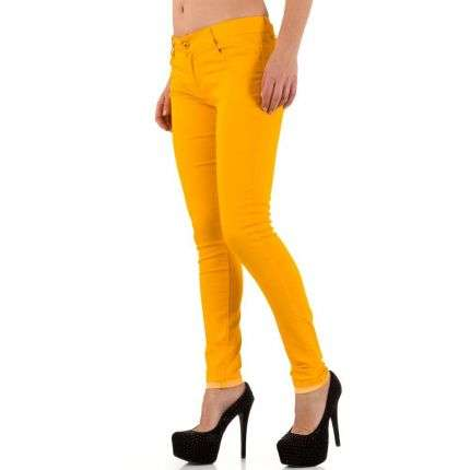 Damen Jeans von Ds Fashion - yellow