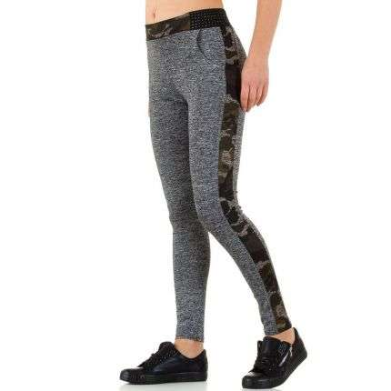 Damen Leggings von Best Fashion - brown