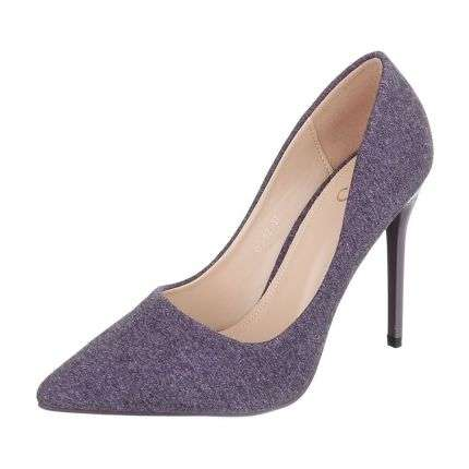 Damen High Heels - LT.purple