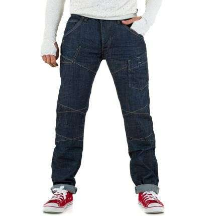 Herren Jeans von One Two Jeans - blue