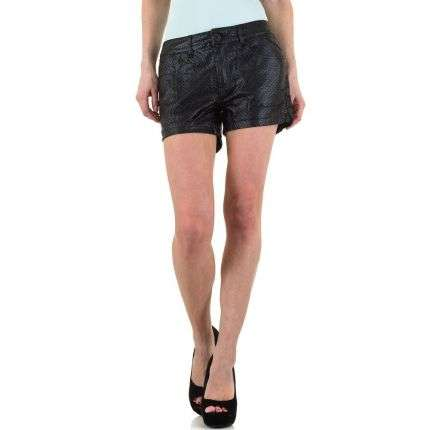 Damen Shorts von Blue Rags - noir