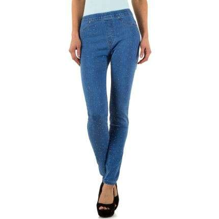 Damen Jeans von Adoro Denim - blue