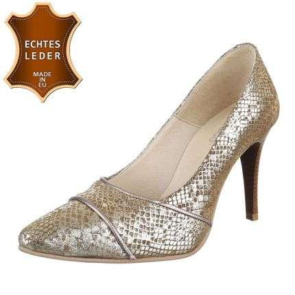 Damen High Heels - bege