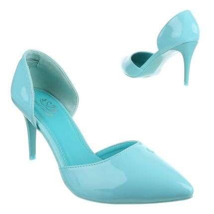 Damen High Heels - LT.blue
