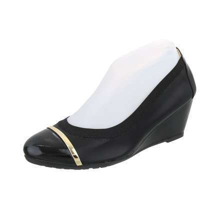 Damen Keilpumps - black
