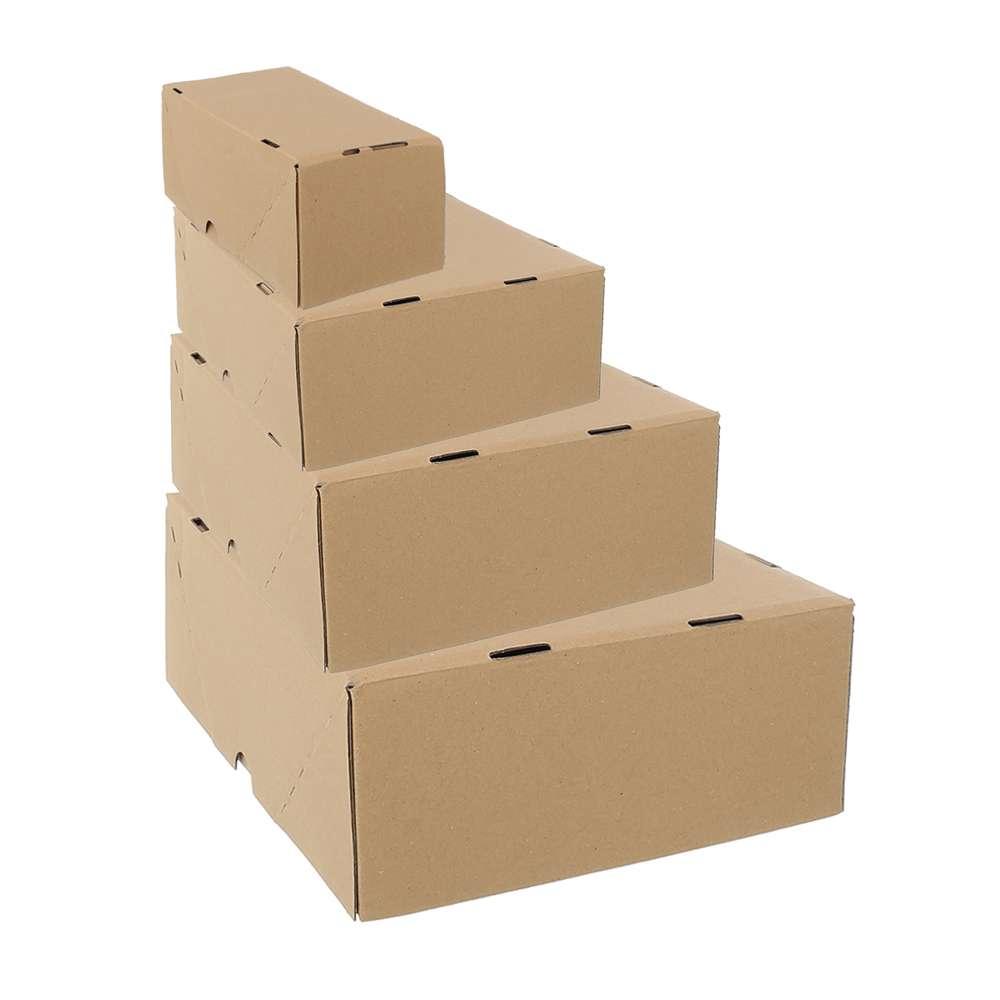 Carton cu capac alunecare maro 20 bucăți% FCck% 2F bucată