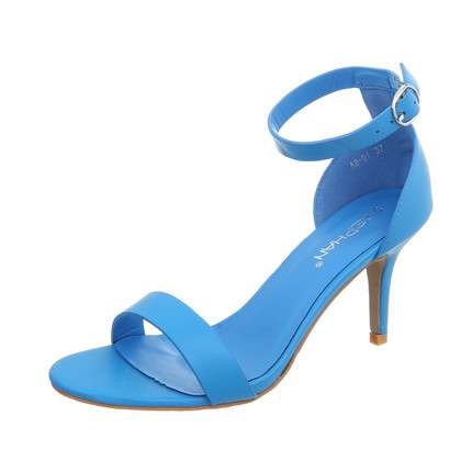Damen Sandaletten - royalblue