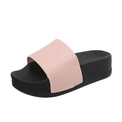 Damen Wedges - pink