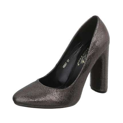 Damen High Heels Pumps - black