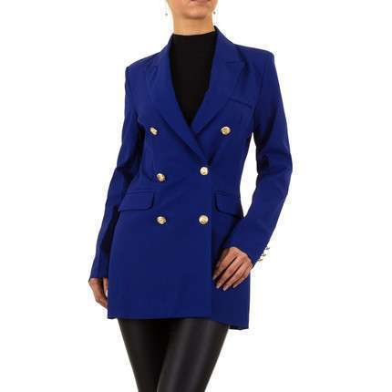 Damen Jacke - royalblue
