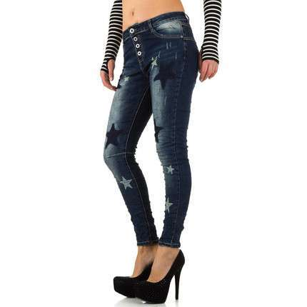 Damen Jeans von New Play - blue