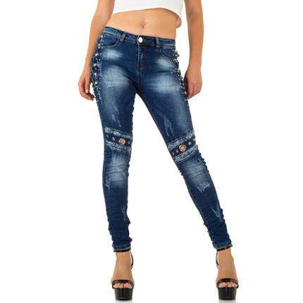 Damen Jeans von Original Denim - blue