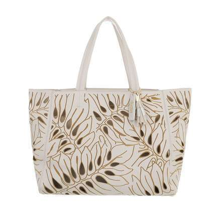 Damen Shopper-beige
