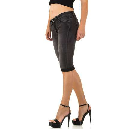 Damen Shorts von Rose Player - black