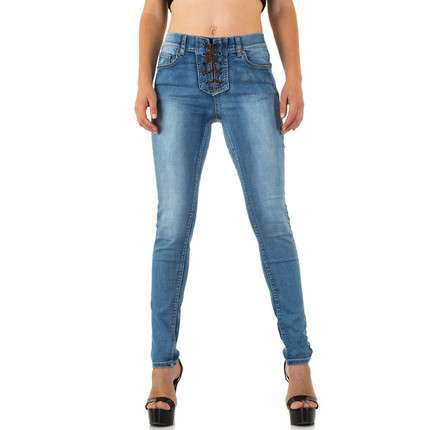 Damen Jeans von Rose Player - blue