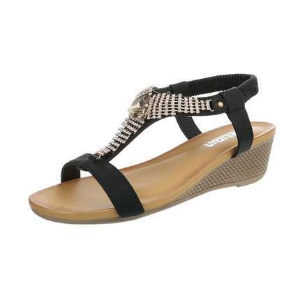 Damen Wedges - black