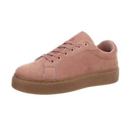 Damen Sneakers low - pink