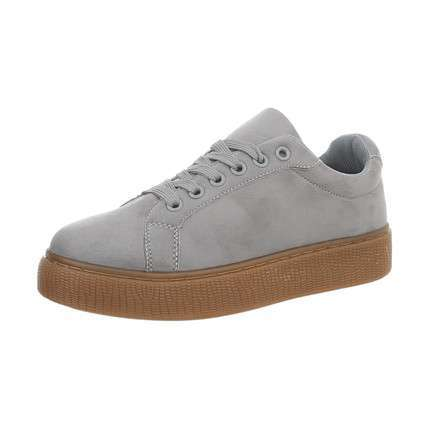 Damen Sneakers low - grey