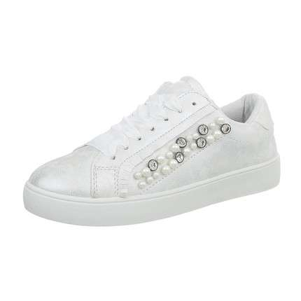 Damen Sneakers low - white