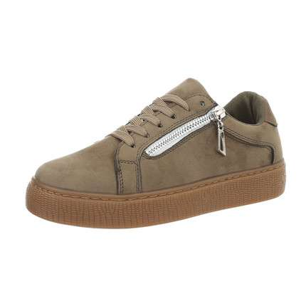 Damen Sneakers low - green