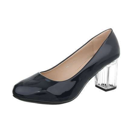 Damen High Heels Pumps - navy