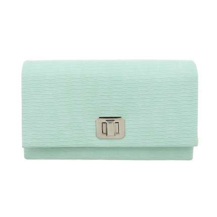 Damen Clutch-L.green