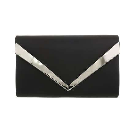 Damen Clutch-black
