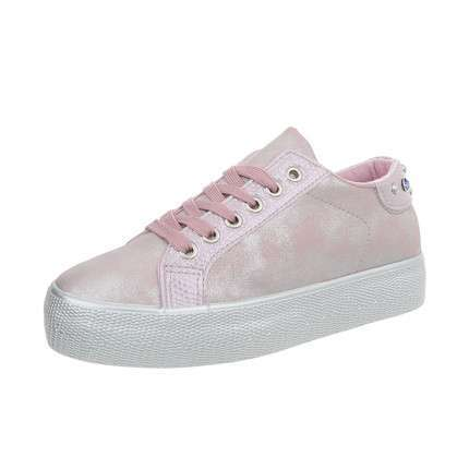 Damen Sneakers low - L.pink