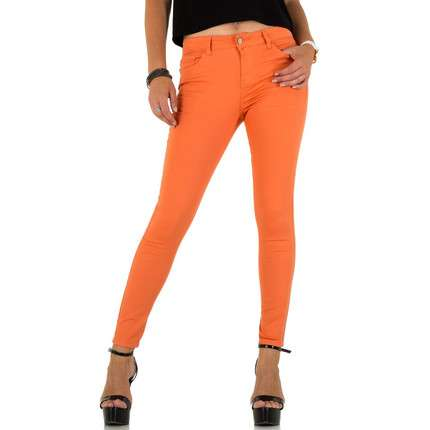 Damen Jeans von Daysie Jeans - orange