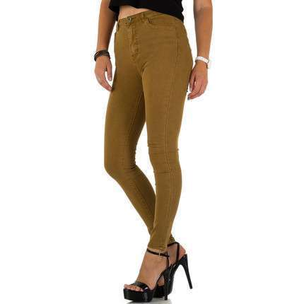 Damen Jeans von Naumy Jeans - brown