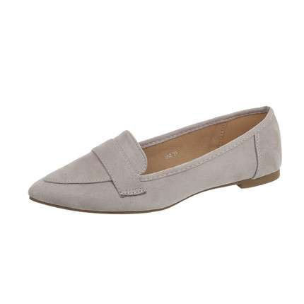 Damen Ballerinas - grey