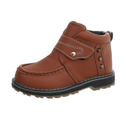 Kinder Stiefeletten - brown