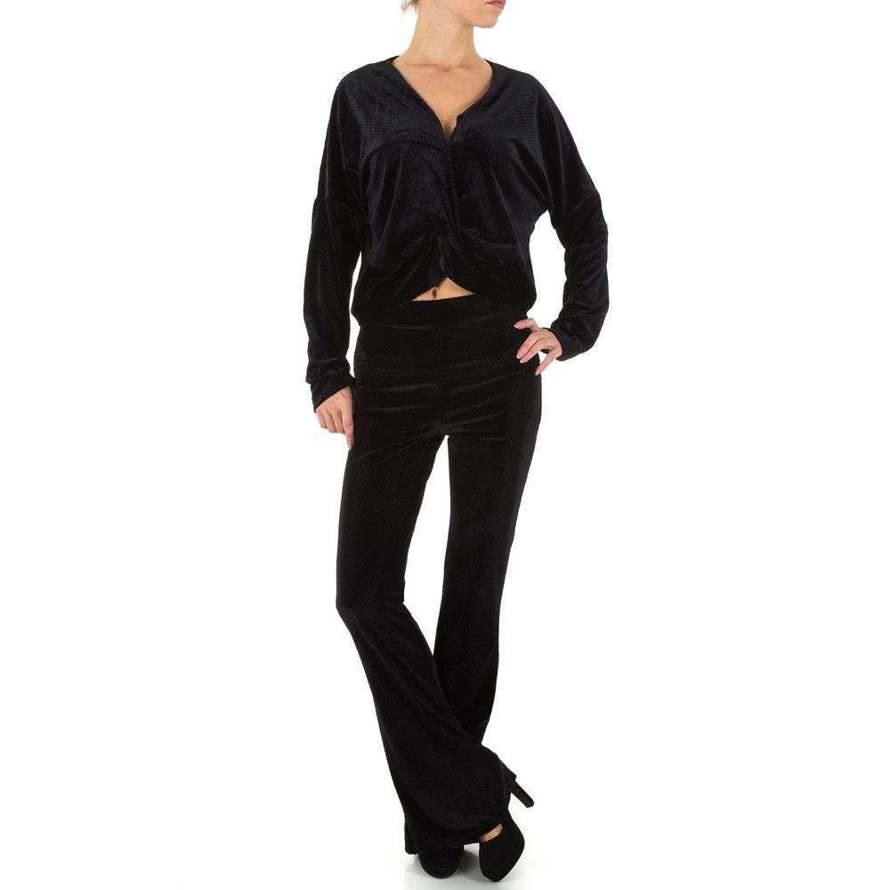 Costum de damă de la Emmash Paris - negru