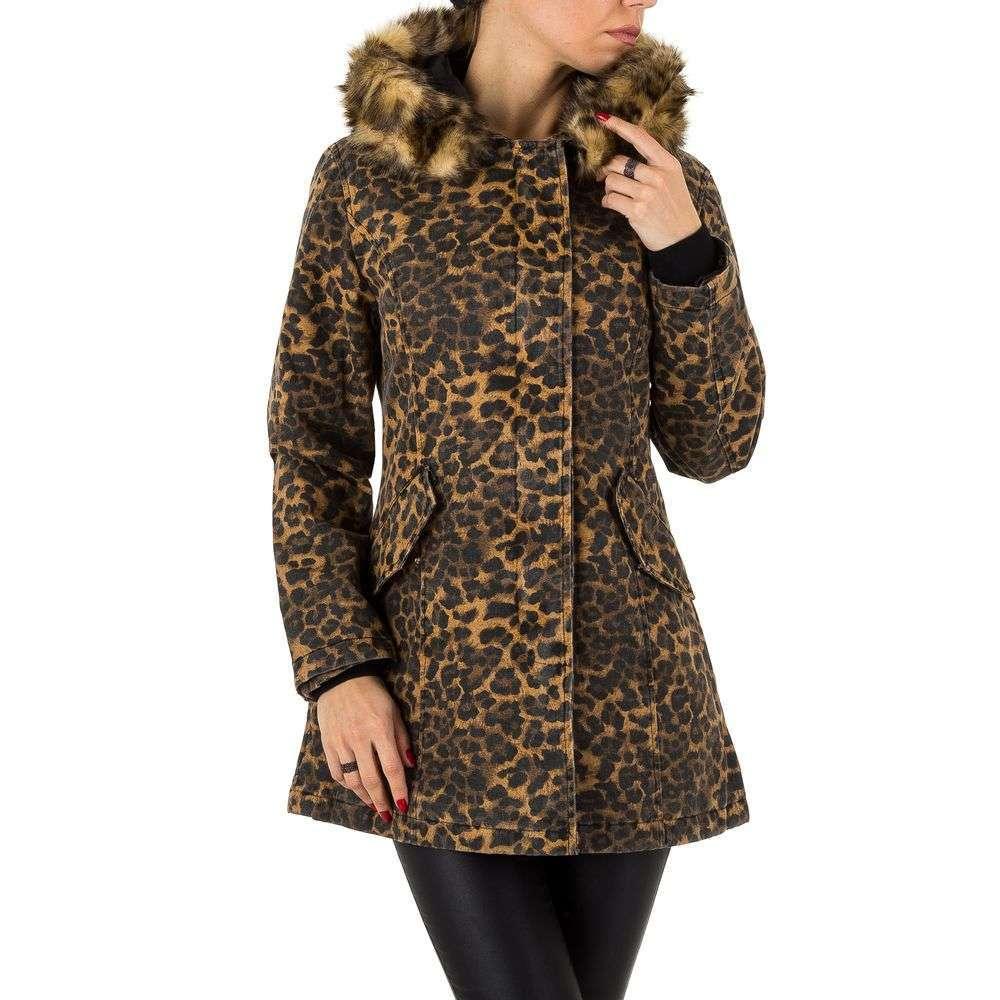 Geacă de dama de Voyelles - leopard