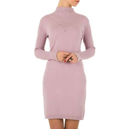 Damen Kleid von Shk Paris Gr. one size - pink