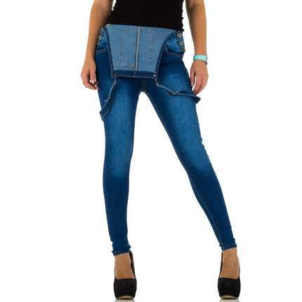 Damen Jeans von Ds Fashion - blue