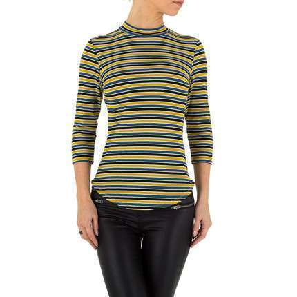 Damen Shirt - jaune
