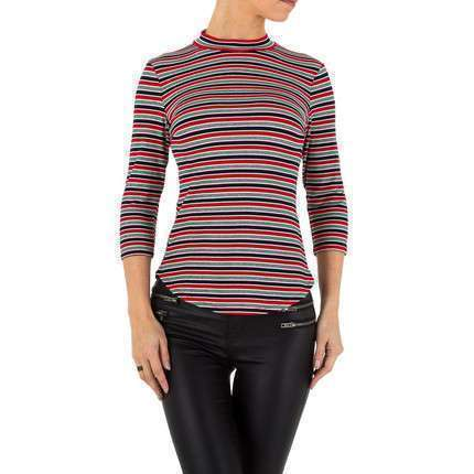 Damen Shirt - rouge