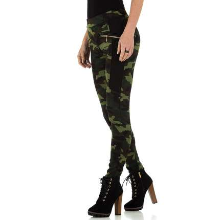 Damen Leggings von Holala - armygreen