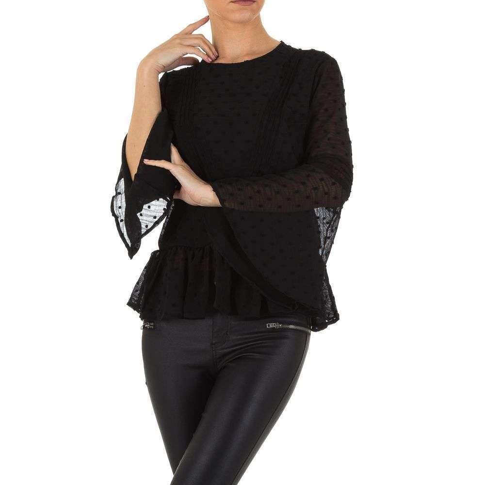 Bluză de damă de la Emmash - neagră