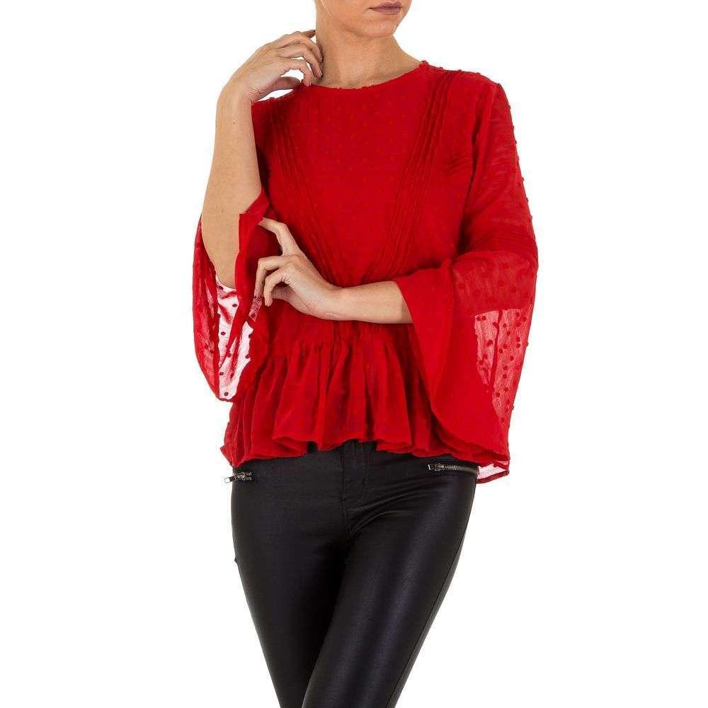 Bluză de damă de la Emmash - roșie