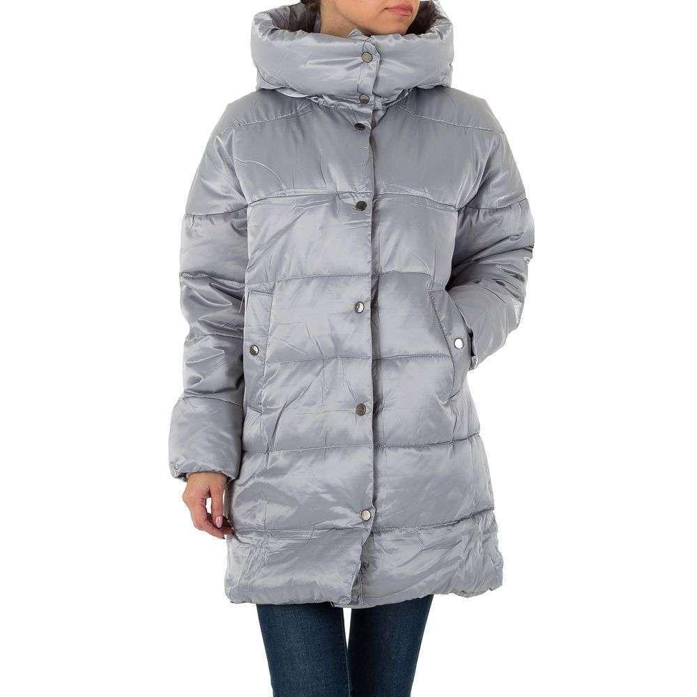 Palton pentru femei - gri