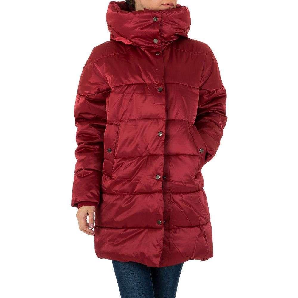 Palton pentru femei - îmbrăcat