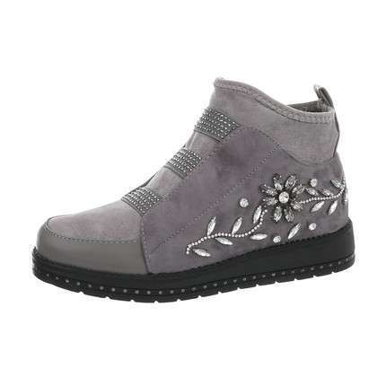 Damen High-Sneakers - grey