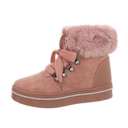 Damen High-Sneakers - pink