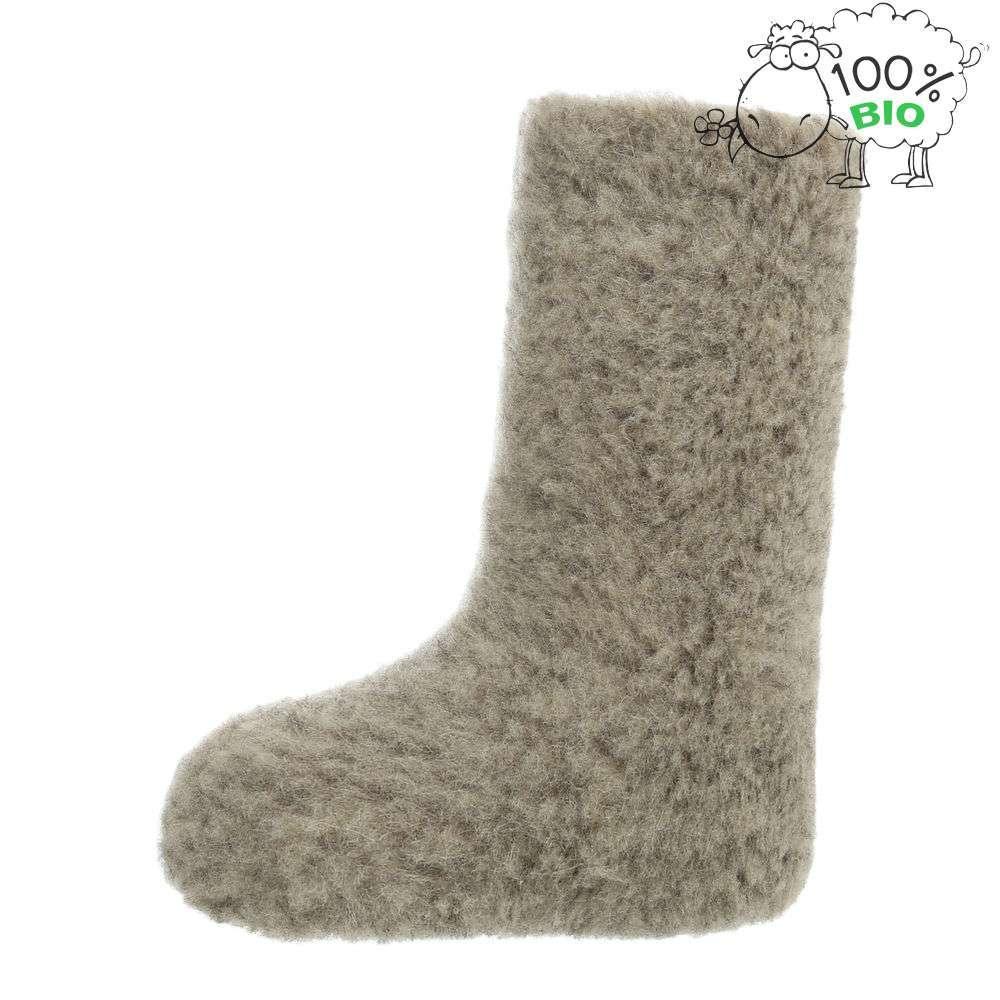 Papuci de miel ecologici pentru femei - gri