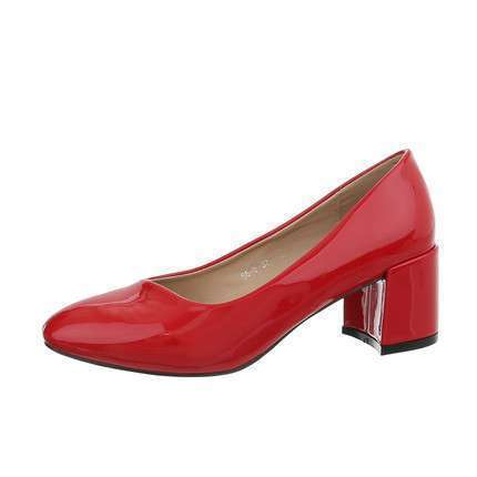 Damen Klassische Pumps - red